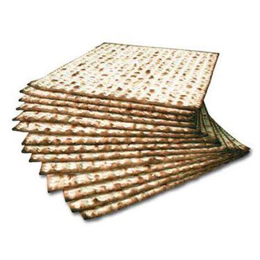 New Covenant Communion Cups: Communion Bread - Matzo Cracker